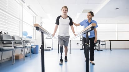 Comprehensive Care is Key to Preventing Limb Loss