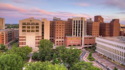 MUSC Named No.1 Hospital in State with Multiple Specialties Honored