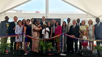 UH Rainbow Center Dedication Celebrates New Model of Compassionate Care