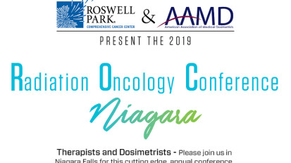 2019 Radiation Oncology Conference for Therapists and Dosimetrists