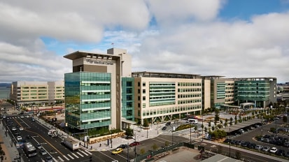 Tour UCSF Bakar Cancer Hospital