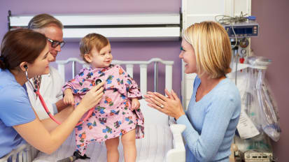 Heart Disease in Children: When to Refer to a Pediatric Cardiologist