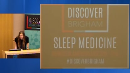 Discover Brigham Sleep Medicine Research