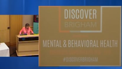 Discover Brigham Behavioral Health Research