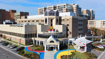 Children's Hospital of The King's Daughters History