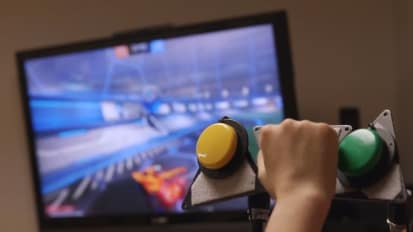 Video Games Help Rehab Patients with Stroke and Spinal Cord Injuries