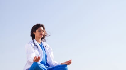 Mindfulness Meditation In Healing