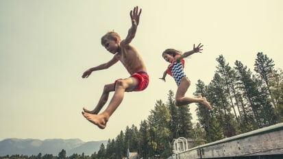 Pediatric Emergencies Part 1 - Summertime Injury, Drowning and Near Drowning