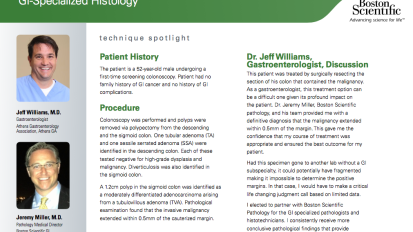 GI Specialized Histology by Dr. Williams & Dr. Miller