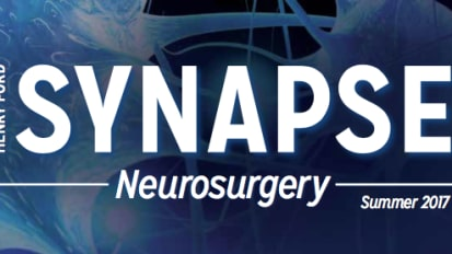 SYNAPSE Neurosurgery Summer 2017