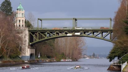 The Montlake Cut: Fall 2016