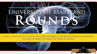 University of Maryland Rounds - Winter 2015