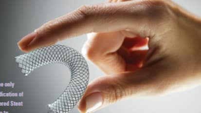 Boston Scientific Receives Expanded Indication in the U.S. for the WallFlex™ Biliary RX Fully Covered Stent System RMV