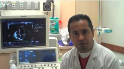 Dr. Goswami with Heart Hospital of Austin