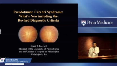 Pseudotumor Cerebri Syndrome: What's New