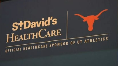 St. David's HealthCare - Official Healthcare Sponsor of UT Athletics
