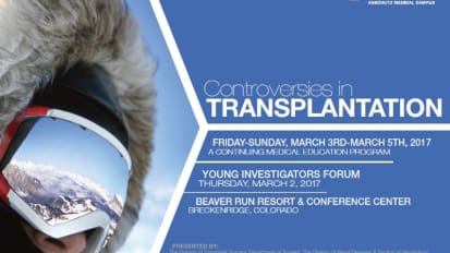 Controversies in transplantation