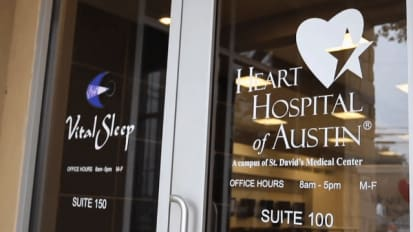 About The Heart Hospital of Austin Sleep Disorder Center