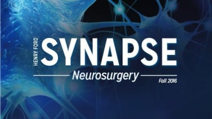 SYNAPSE Neurosurgery Fall 2016
