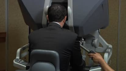 Texas Institute for Robotic Surgery - Overview