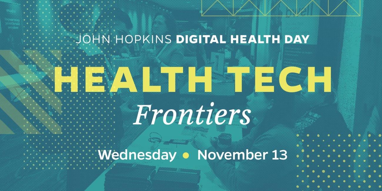 John Hopkins Digital Health Day