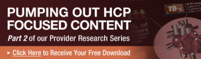 [Infographic] Pumping Out HCP Focused Content