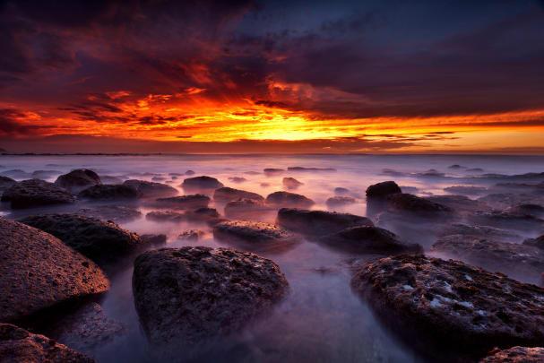 Sunset Dreams by Jorge Maia