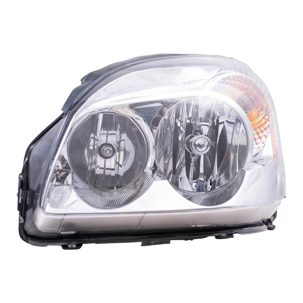 06 11 buick lucerne drivers halogen combination headlamp. Black Bedroom Furniture Sets. Home Design Ideas
