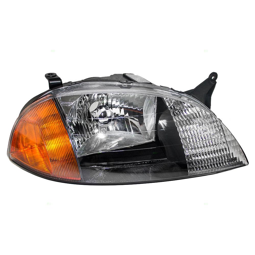 98-01 Chevrolet Metro Suzuki Swift Passengers Headlight