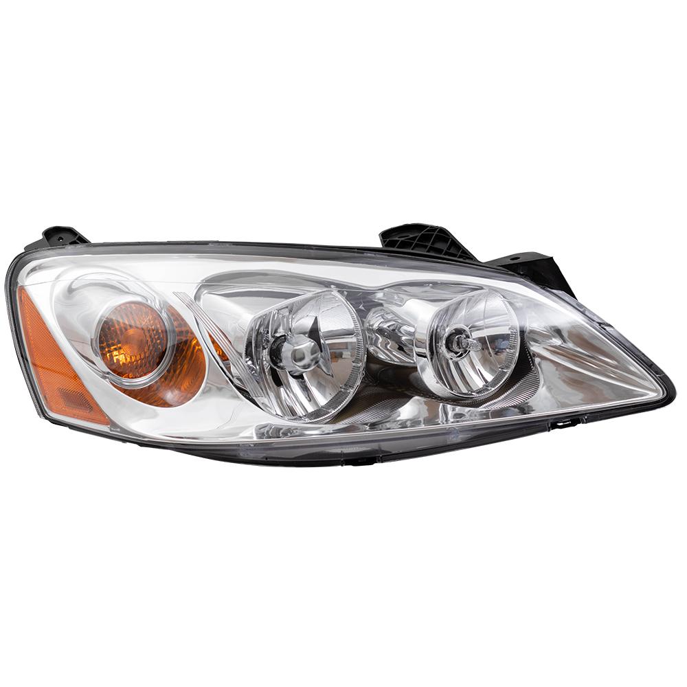 05 10 Pontiac G6 Passengers Headlight Assembly