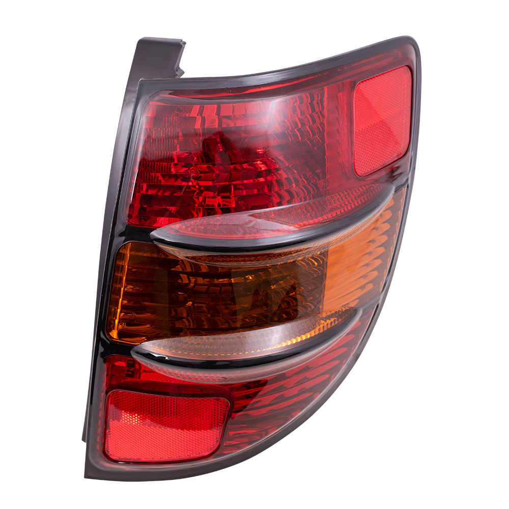 Tail Light Lens Assembly : Everydayautoparts pontiac vibe passengers tail