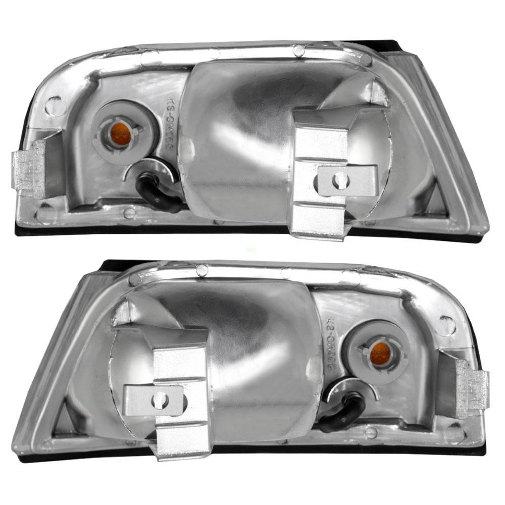 90-94 Chevrolet Lumina Set Of Front Side Park Signal