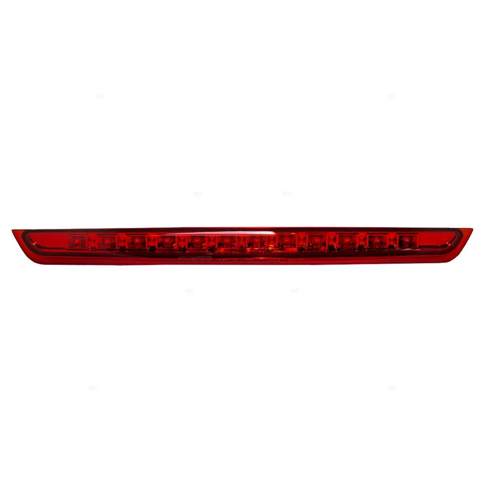 07 14 gmc chevy suv 3rd brake tail light center high. Black Bedroom Furniture Sets. Home Design Ideas