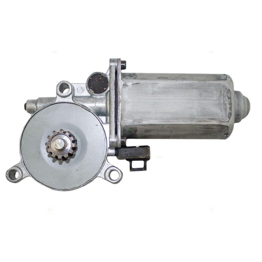 88 97 gm various models new front power for Power window regulator motor