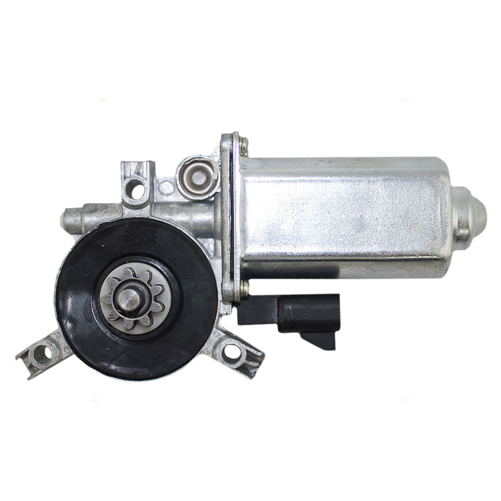 Pontiac saturn chevrolet buick for Saturn window motor replacement