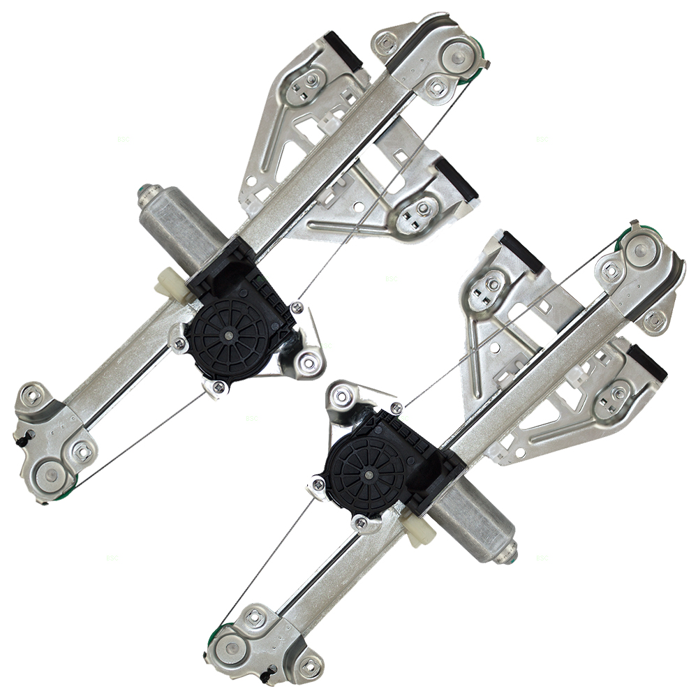 03 07 cadillac cts set of rear for 03 cadillac deville window regulator