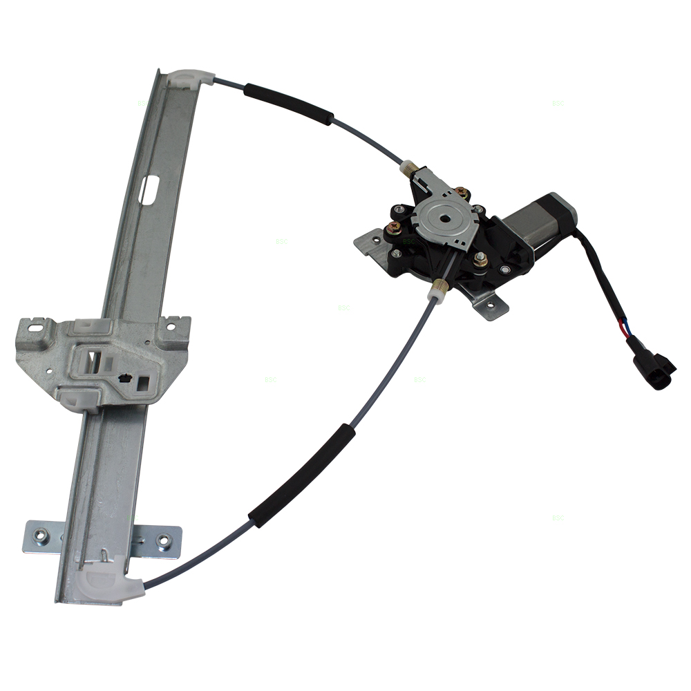 02 07 saturn vue passengers front power window lift for Saturn window motor replacement