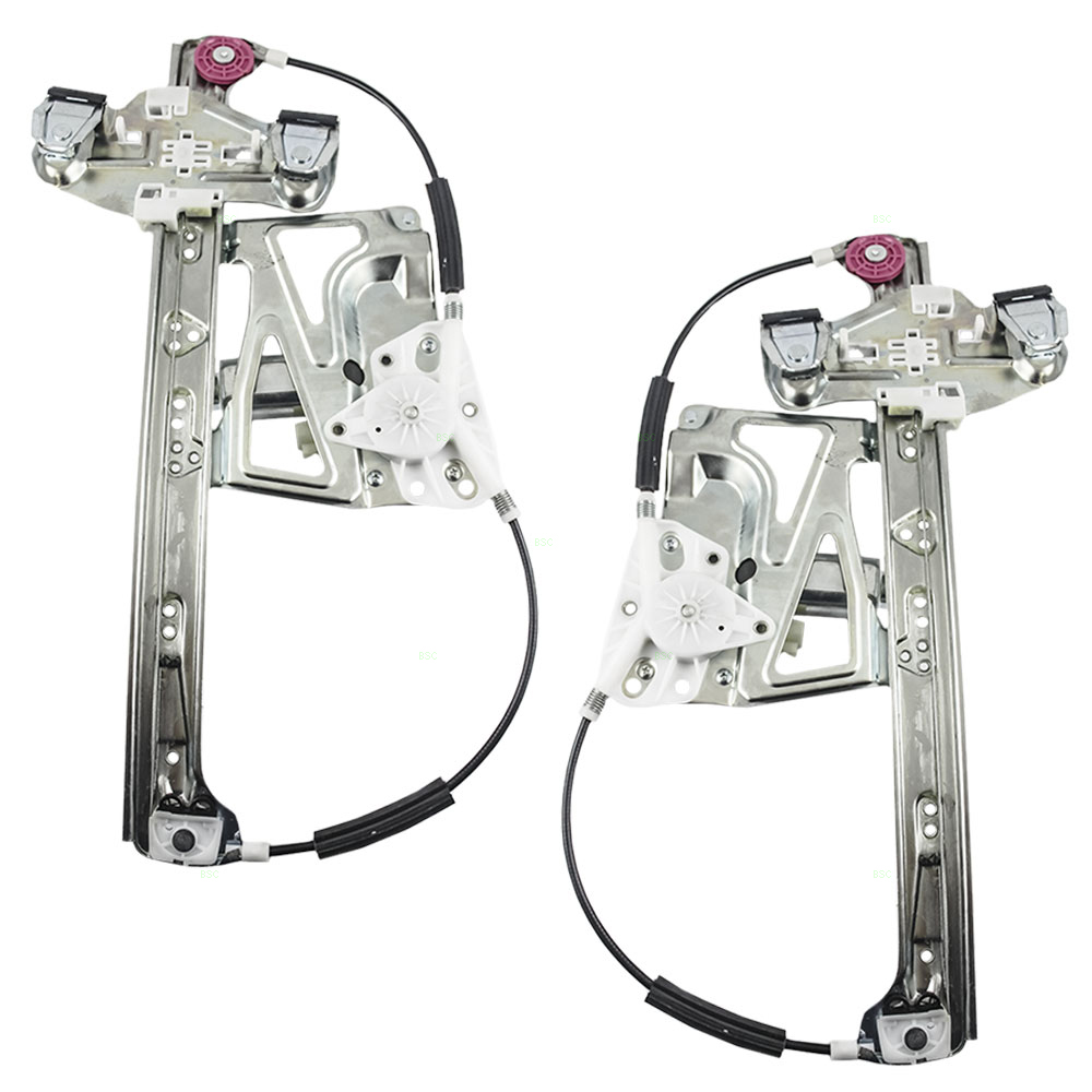 00 01 cadillac deville set of for 04 cadillac deville window regulator