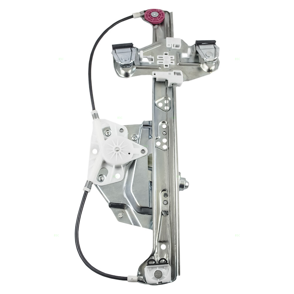 00 05 cadillac deville drivers for Window regulator motor assembly