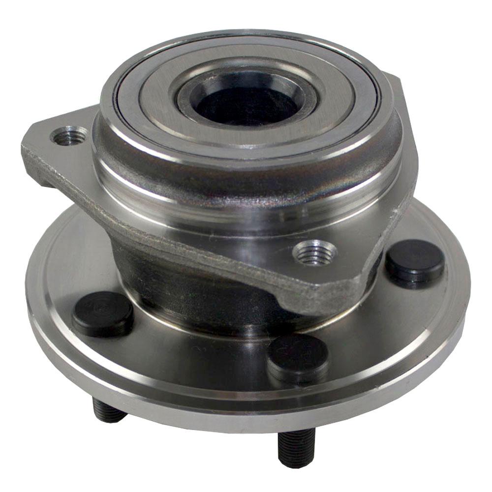 how to change wheel bearing on saab 9-2x