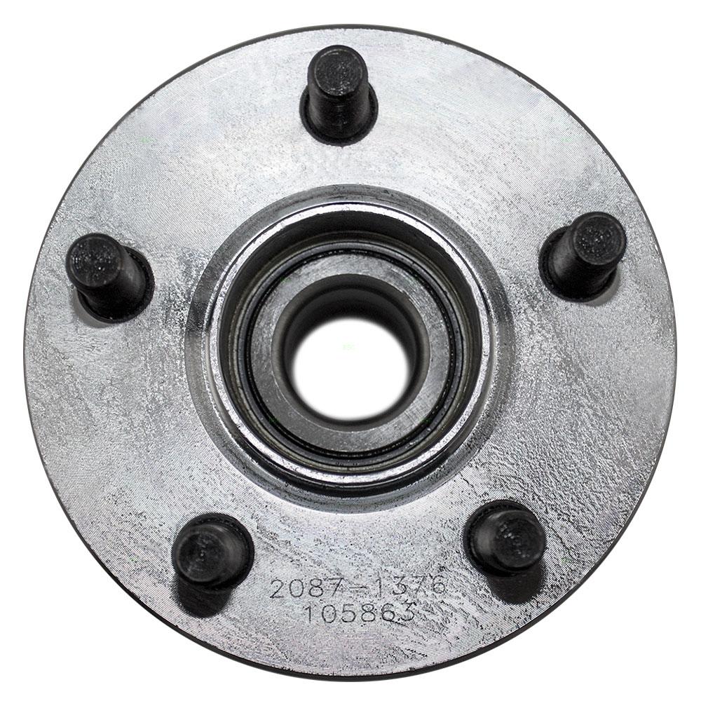 1996 Plymouth Breeze Replace Rear Wheel Bearing