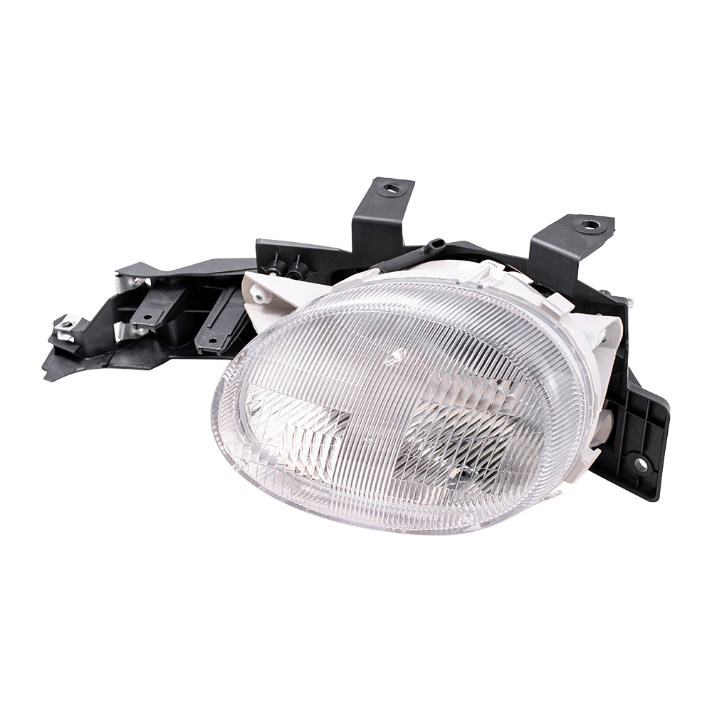 Old Plymouth Headlight : Dodge plymouth neon drivers headlight assembly