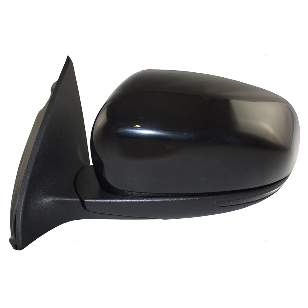EverydayAutoParts.com - 14-16 Jeep Cherokee Drivers Side View Power Mirror Heated Signal Puddle ...