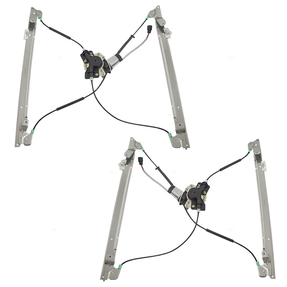 01 03 plymouth chrysler dodge set for 2002 chrysler town and country window regulator