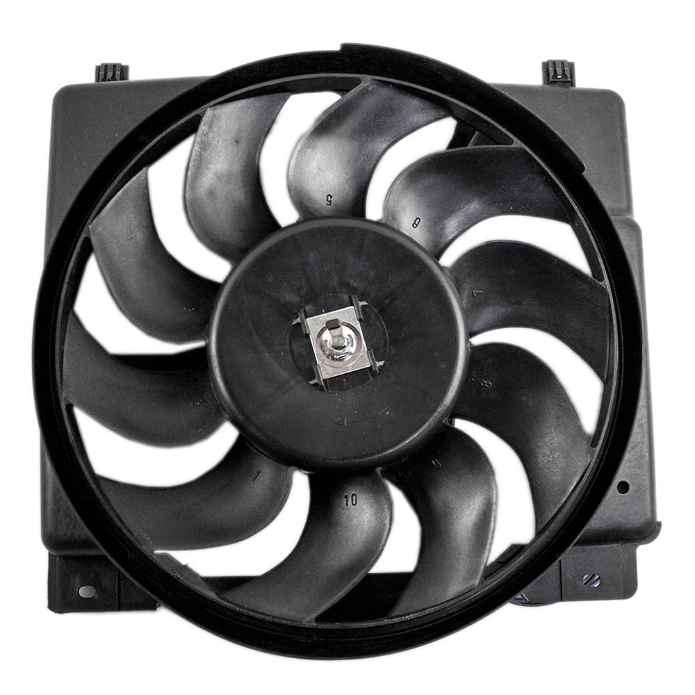 96 Jeep Cherokee Transmission: 95-96 Jeep Cherokee 4.0L Radiator Cooling Fan Motor