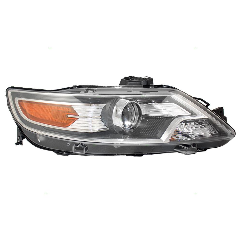 Ford Taurus Headlight Assembly : Ford taurus passengers halogen headlight assembly