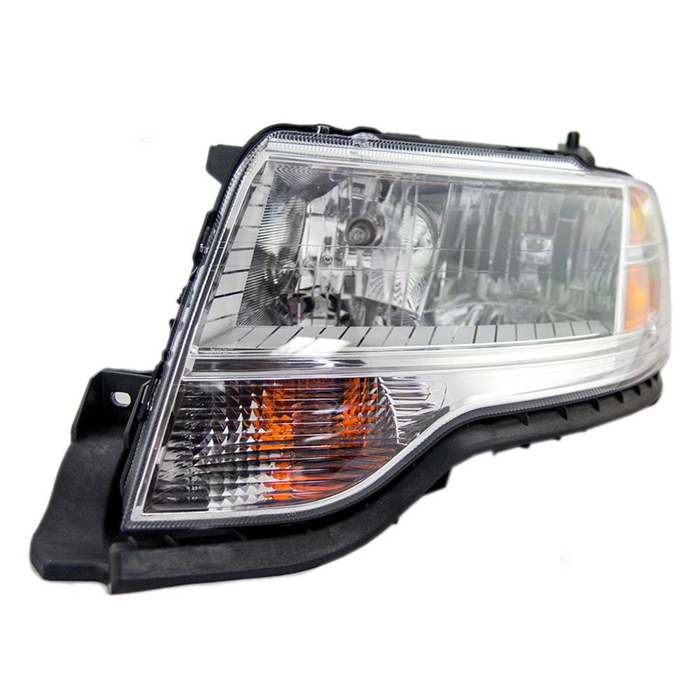 Ford Taurus Headlight Assembly : Ford taurus drivers headlight assembly