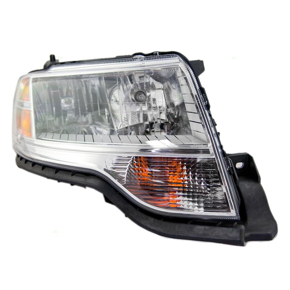 2013 Ford Taurus Headlight Replacement : Ford taurus passengers headlight assembly