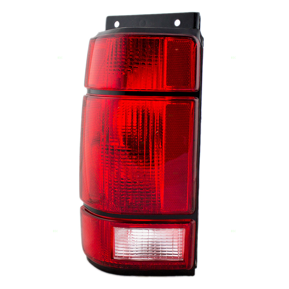 91 94 ford explorer drivers taillight assembly. Black Bedroom Furniture Sets. Home Design Ideas