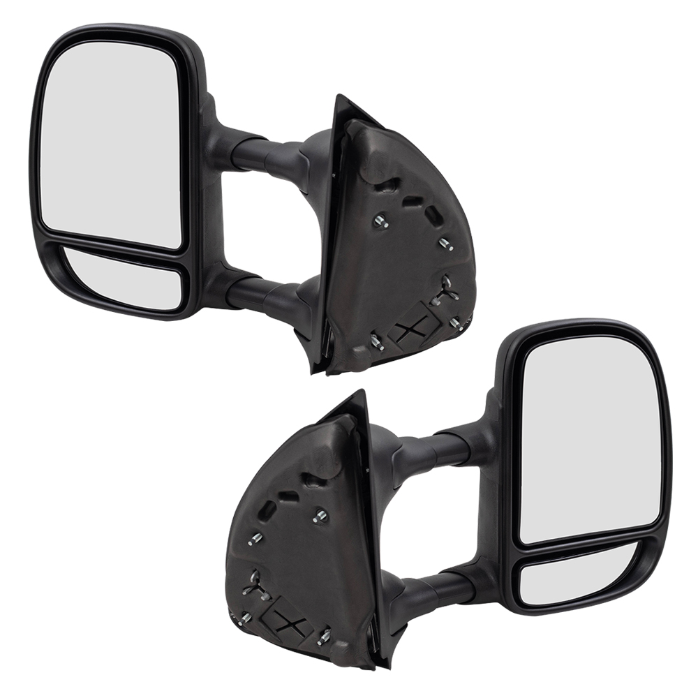 Vehicle Towing Mirrors : Autoandart ford super duty pickup truck new